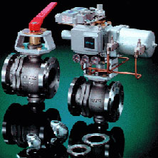 V-Port Quarter-Turn Control Valves